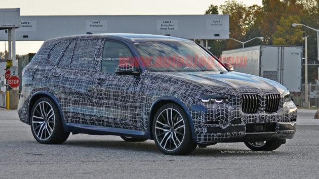 2019 BMW X5 exterior 630x354