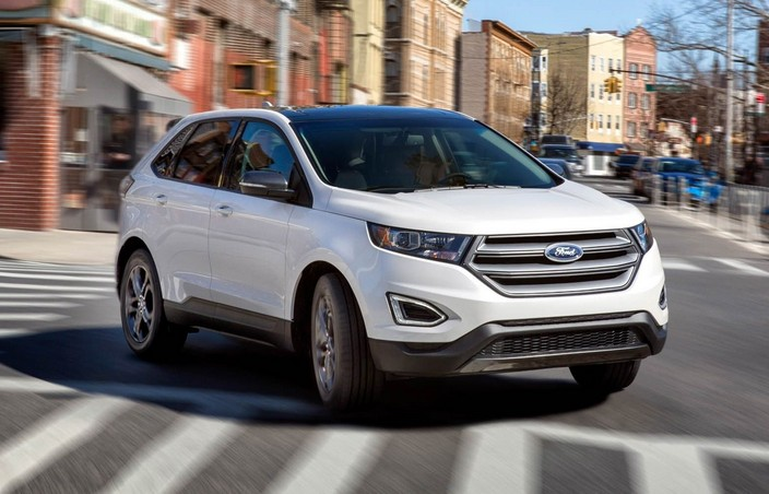 2019 Ford Edge Release Date Redesign Changes Price Refresh
