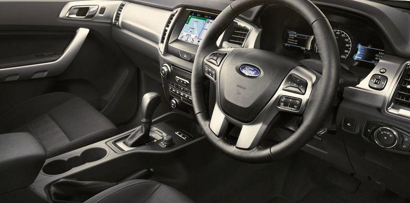 Source: caradvice.co.au - 2016 Ford Ranger Interior