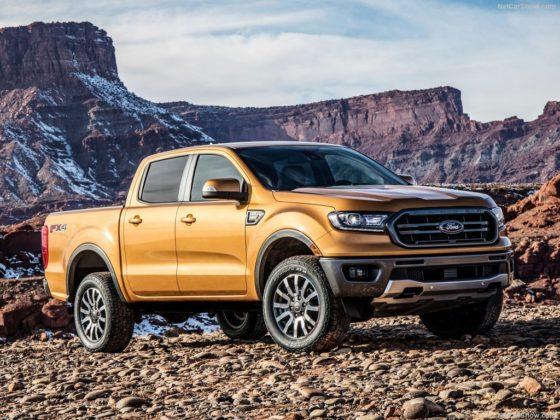2019 Ford Ranger design 560x420