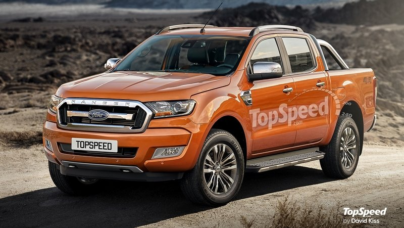 2019 Ford Ranger It S Finally Coming Back To The U S A