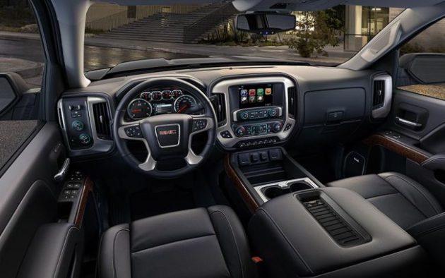 2019 GMC Sierra Release date, Spy Photos, Interior, Concept