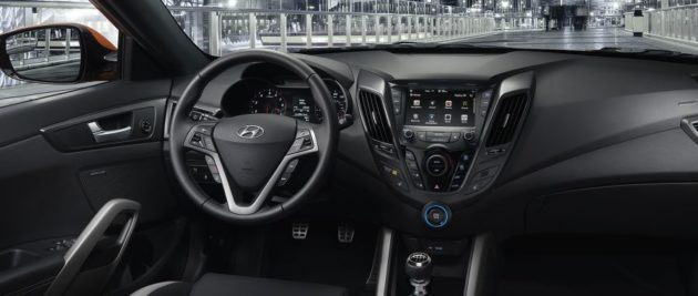 2019 Hyundai Veloster N interior 630x267