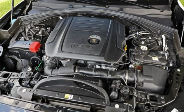 2019 Jaguar E Pace engine 630x385