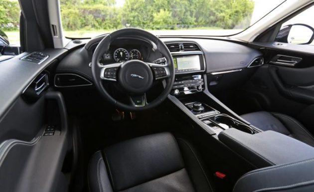 2019 Jaguar E Pace interior 630x385