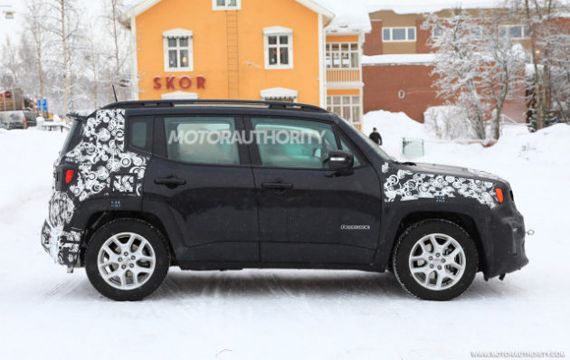 2019 Jeep Renegade Changes Release Date Price Interior