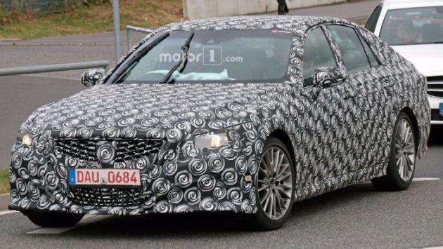 2019 Lexus GS exterior 630x355