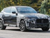 2019 Maserati Levante GTS featured