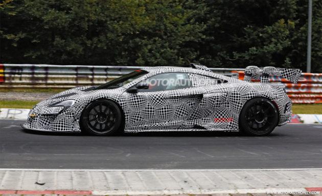 2019 McLaren P15 side view 630x385