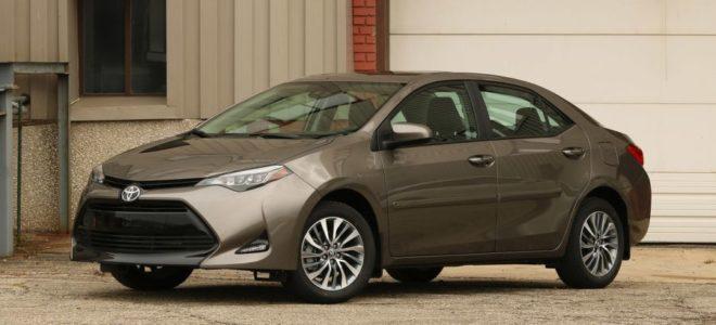 2019 Toyota Corolla Price Release Date Interior Redesign