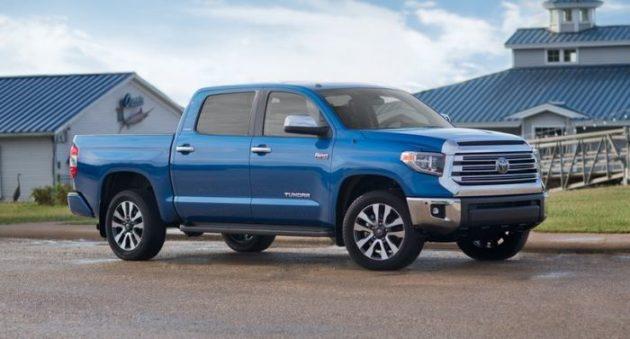 2019 Toyota Tundra exterior 630x339