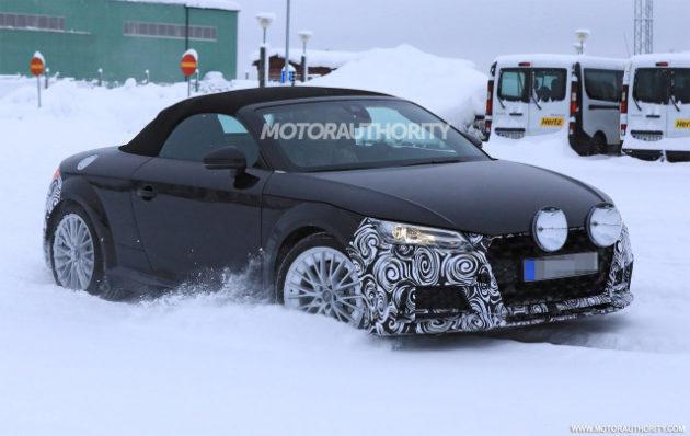 2020 Audi TT Roadster exterior 630x398