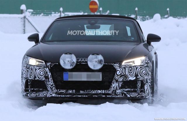 2020 Audi TT Roadster Price & Release date | Engine Options