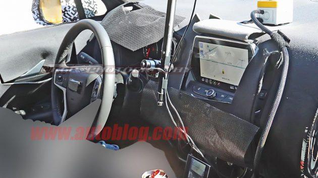 2020 Chevrolet Blazer Spy Photos Release Date Price Concept