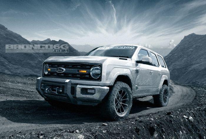 2020 Ford Bronco Price Specs Release Date Interior Concept