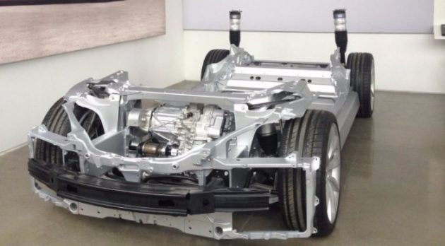 2020 Tesla Model Y platform 630x348