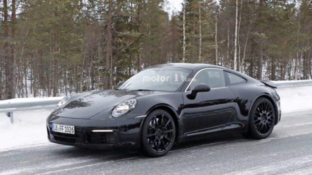 Design of 2019 Porsche 911 630x354