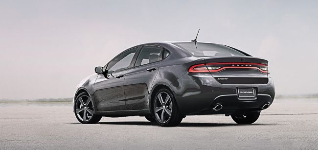 2018 Dodge Dart SRT4 Review Price Specs News Exterior