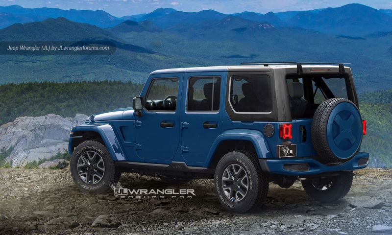 The Wrangler Didn T Really Needed An Upgrade But Because Emission And Safety Standards Are Getting Er Fca Group Had To Do Something About One Of